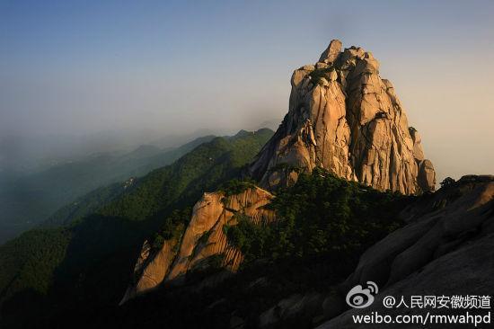 外国人眼中最能代表中国景点 莫高窟 黄山