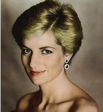 戴安娜王妃-全球十大最美王妃 奥缇兹王妃