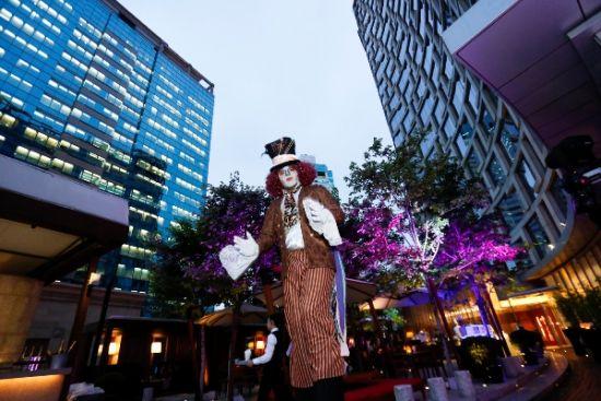 上海新天地朗廷酒店「新」吧国际奢华旅游展派对