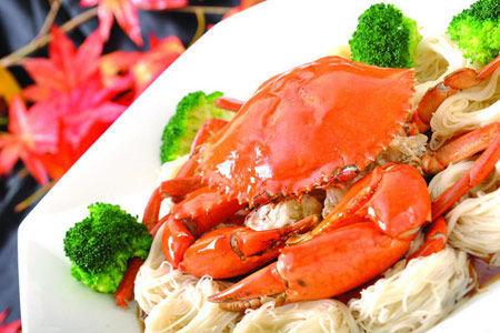螃蟹有四个部位切记不能食用(图)