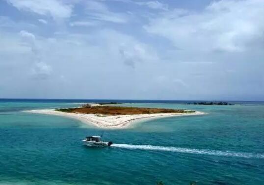 全球这些私密海岛 干龟岛·弗罗里达