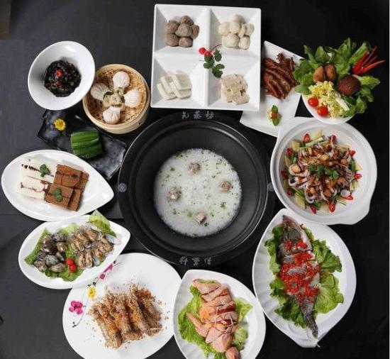 上海十大特色火锅盘点:韩式海鲜锅等