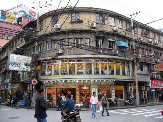 上海那些特色商业街再回首 乍浦路美食街