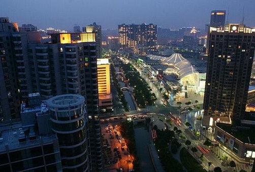 浙江常州风景区