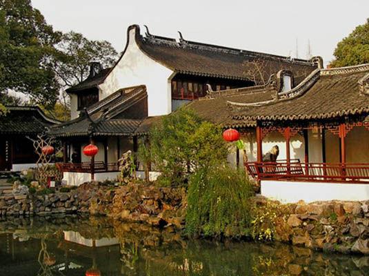2016上海醉白池公园新春文化游园活动