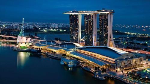 全球十大极尽奢侈的赌场:滨海湾金沙酒店