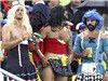 奥运观众奇装异服