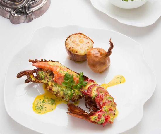 高大上的美味 全球米其林三星餐厅推荐图片