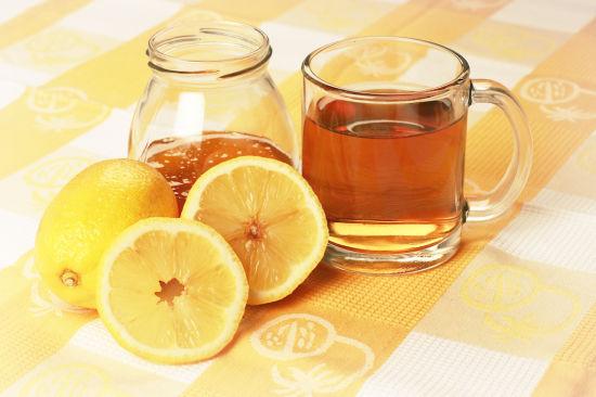 多喝蜂蜜柠檬水助你保持好身材