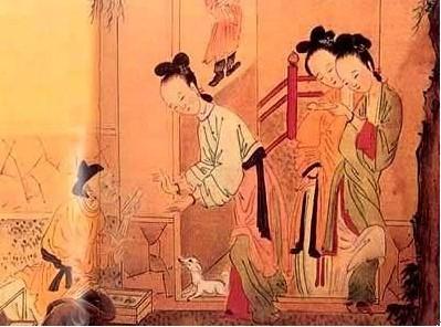 古代皇后娘娘的婚前体检