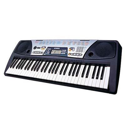 电子琴不宜作为宝宝入门乐器