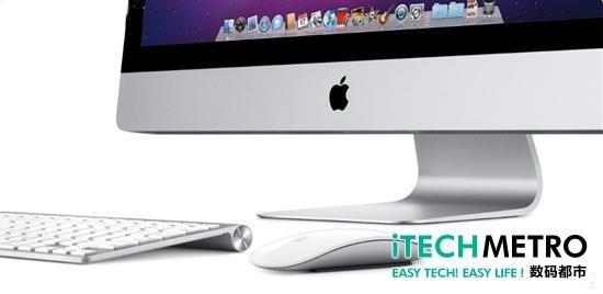 苹果新iMac系列产品发布