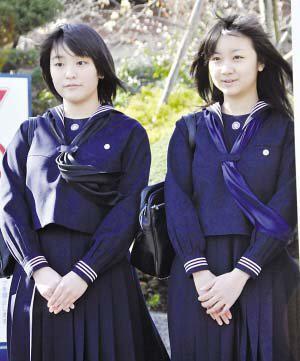 日本皇室萝莉姐妹成宅男偶像 组图