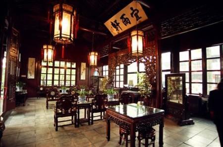 扬州个园 私家园林的代表