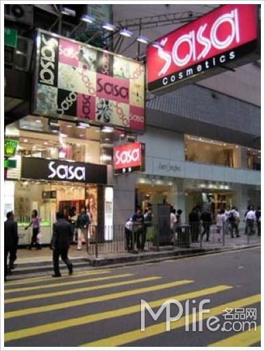 ...香港莎莎官网做为香港上市公司莎莎的一部分如果卖假货铁定...
