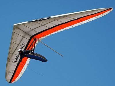 动力三角翼