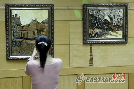珍稀红鹮国庆假期亮相上海动物园(图)