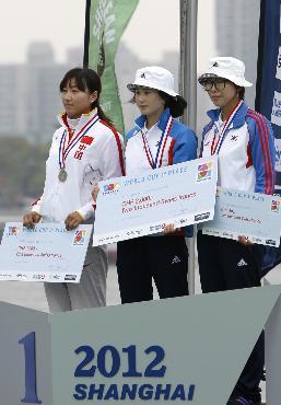 世界杯:韩国选手夺得反曲弓女子个人冠军