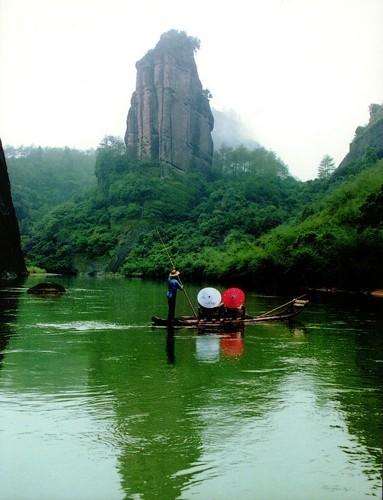 上海到武夷山