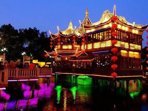 上海旅游景点介绍及乘车路线