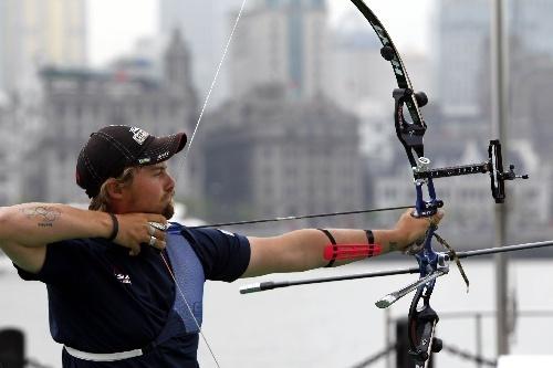 世界杯:美国名将夺得反曲弓男子个人冠军