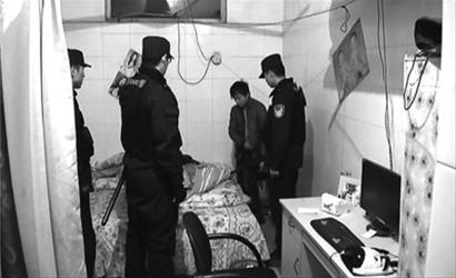 警方攻入现场抓获多名犯罪嫌疑人