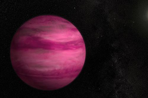 质量是木星4倍(图)