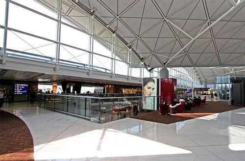 中国 香港国际机场免税店 购物攻略 时尚 新浪