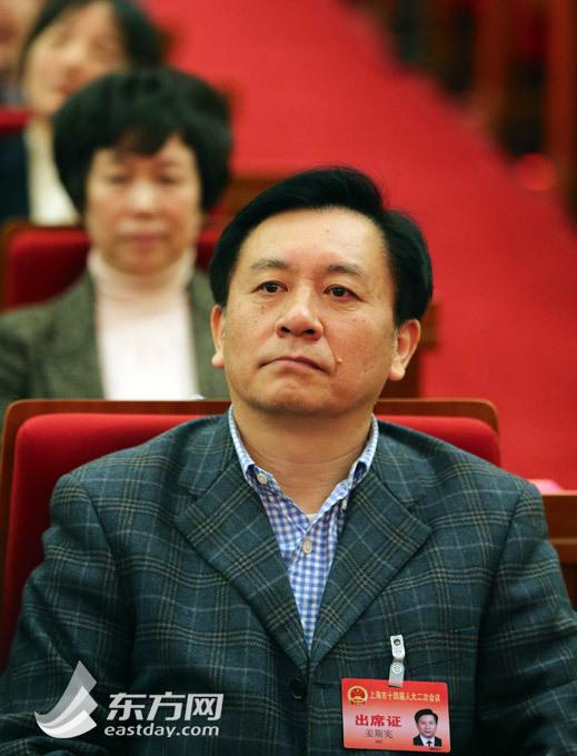 姜斯宪代表