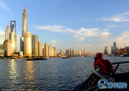 上海三九出现小阳春