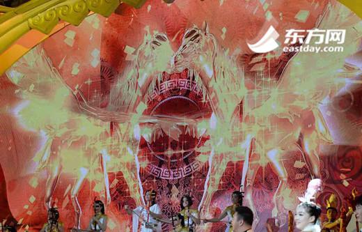 春节团拜会(摄影:陈正宝)