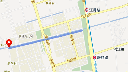 事发所在地地理位置图。图片来源:地图截图