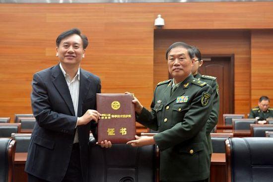 双方商定,将进一步扩大合作的领域和深度,为促进军地融合,科技强军作出更多更大的贡献。