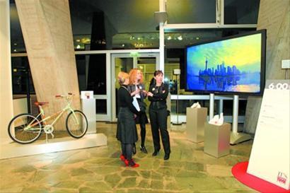 上海城市创意设计展在联合国教科文组织总部开幕
