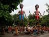 泰国地狱主题公园