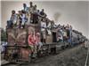 探秘尼泊尔火车站