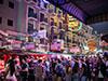 实拍曼谷的夜生活