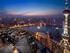 上海高空景观餐厅