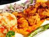 伊斯兰风情的美食