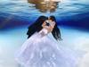 海底拍梦幻婚纱照