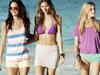 海滩边泳装派对