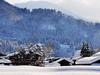 日本岐阜雪国世界