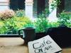 沪上小资咖啡店