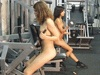 荷兰裸体健身房