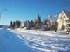 冬日经济出游地
