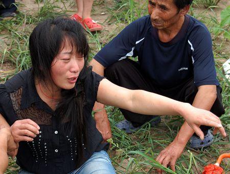 浦东新区两儿童失踪一夜后浮出水面溺水身亡