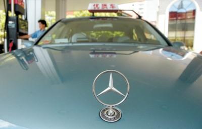 4000辆上海世博会专用出租车敲定途安 君越高清图片