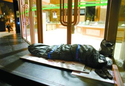 上海21个救助管理站开启24小时避寒场所服务