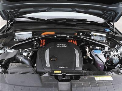 虽然q5hybrid有着较高的充电效率和能量回收系统,但目前在纯