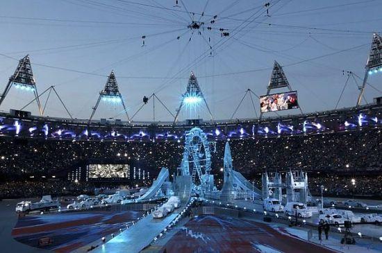 伦敦奥运闭幕式车型盘点